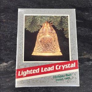 Hallmark Keepsake Ornament Holiday Bell